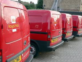 Royal Mail posts disappointing numbers