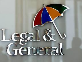 Legal & General's dividend underpinned
