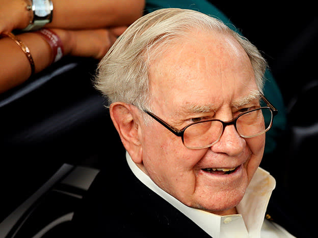 Buffett, bonds and Bitcoin
