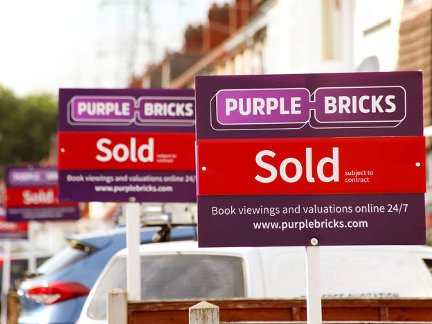 Purplebricks pays the price of trying to run before it can walk