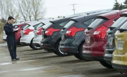 Car manufacturers unable to capitalise on strong demand