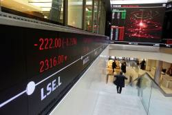 The Trader: FTSE early gainer as European markets open week lower