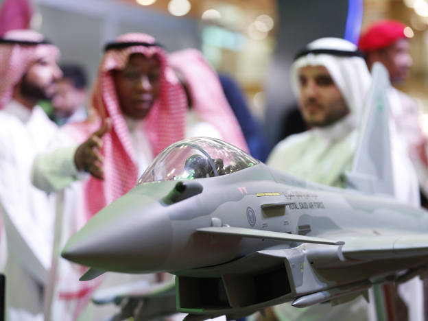 Saudi arms ruling raises questions over future BAE business