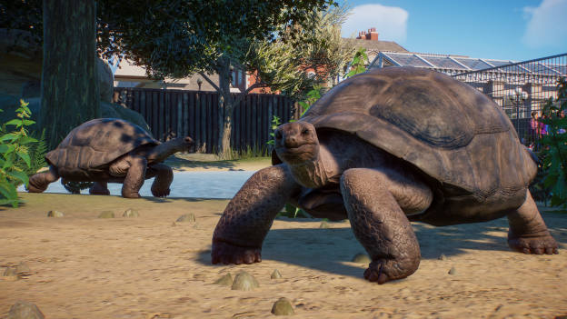 Planet Zoo tops charts for Frontier Developments