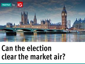 Paid Post: Can the election clear the market air?