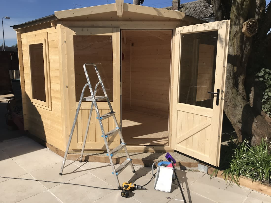 Not your normal finance show: DIY-ing to get back to normality