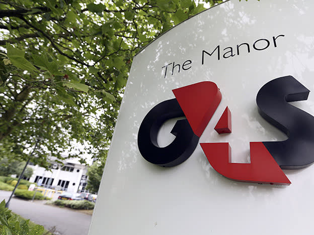 G4S looks to unload cash business