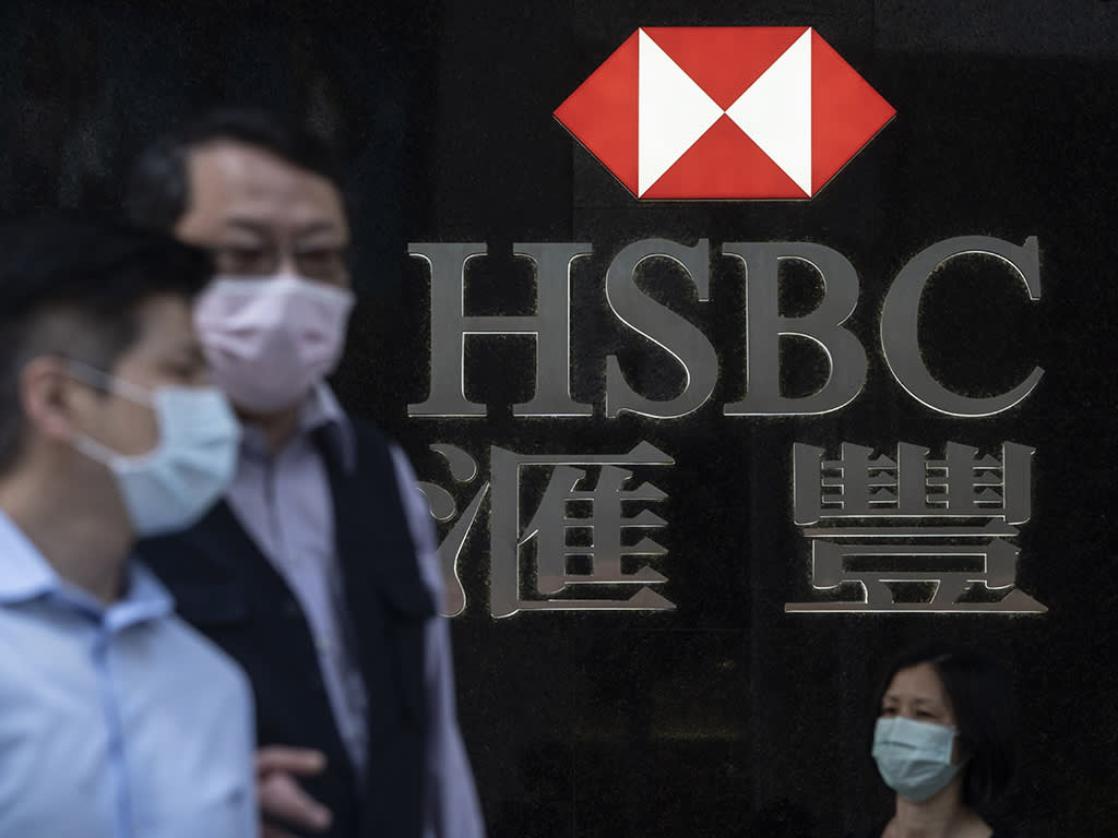 Hong Kong presents intractable dilemma for HSBC