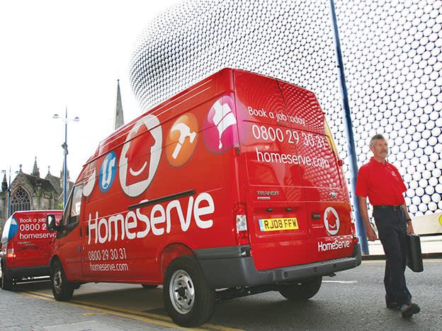 HomeServe raises guidance as US momentum continues
