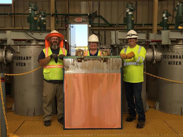 New London copper miner Taseko has a twist