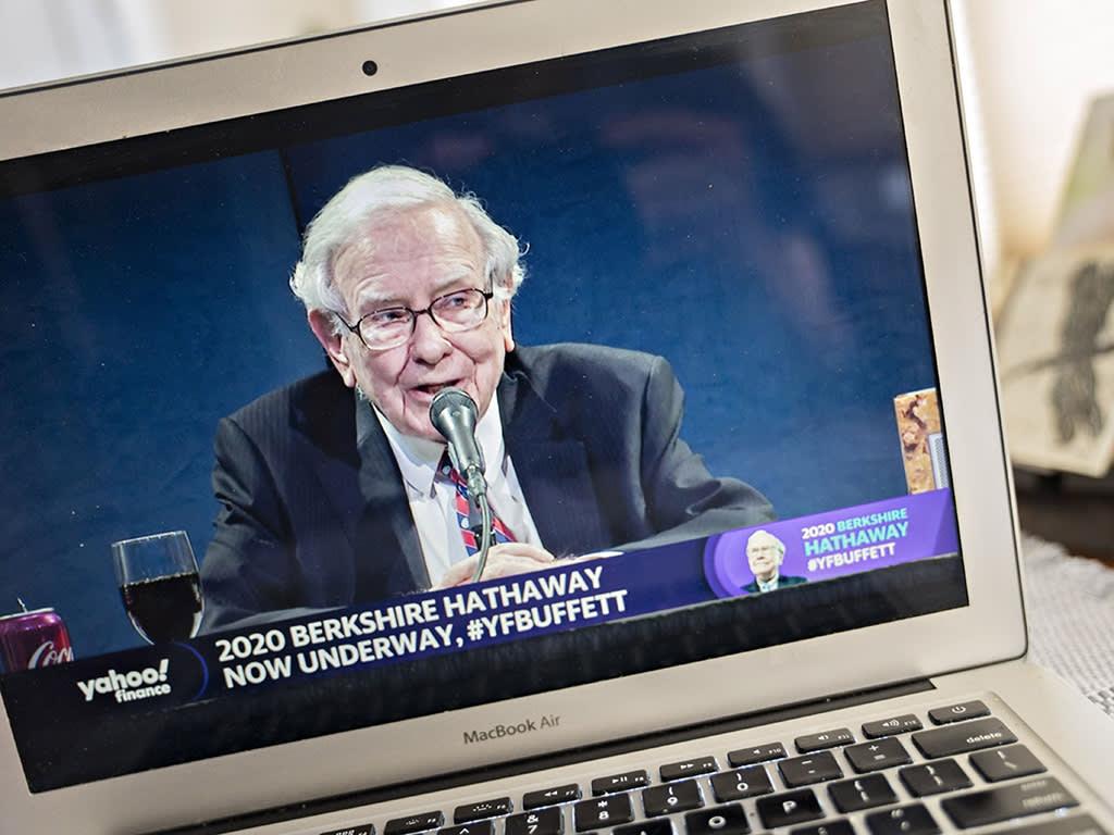 On Warren Buffett and burgers