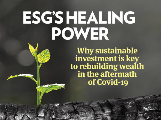ESG's healing power