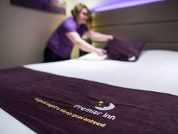 Whitbread points to 'staycation' demand