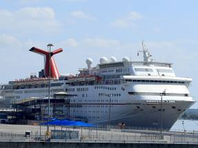 Carnival seeks $6bn as coronavirus leaves ships at port