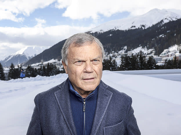 WPP regroups as transformation stalls