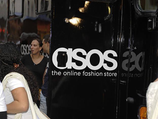 Asos non-exec sells down