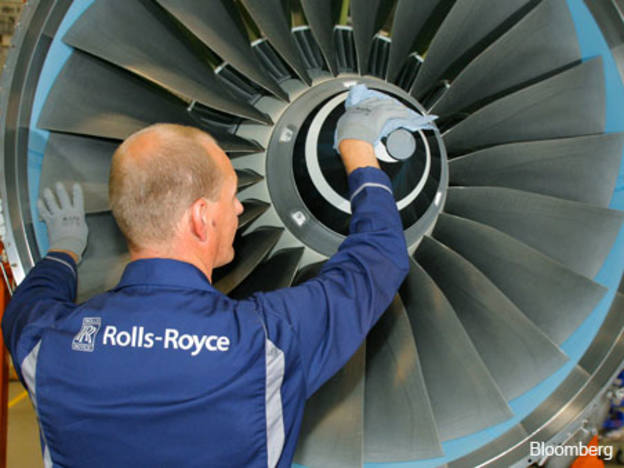 Rolls-Royce acquires Siemens electric engine division