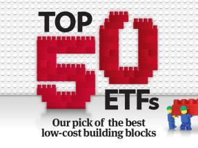 Top 50 ETFs 2020: Niche ETFs