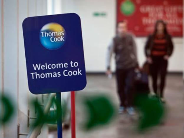 Thomas Cook seeks another £200m of funding