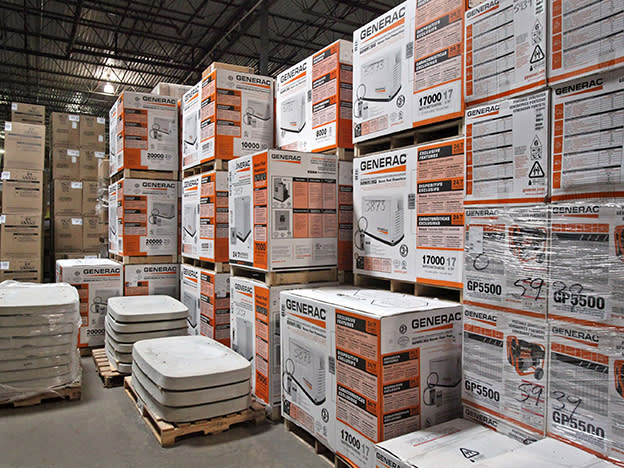 Light up your returns with Generac