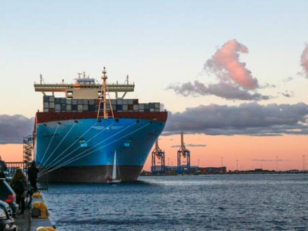 Clarkson confident in shipping recovery