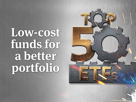 Top 50 ETFs 2017