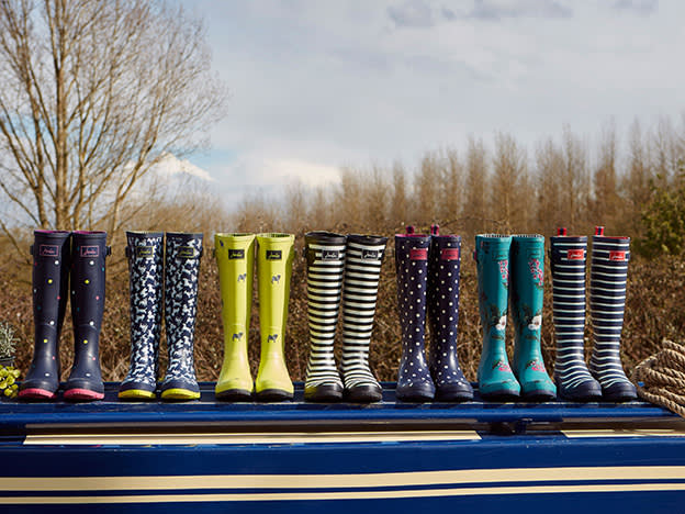 Joules grows internationally