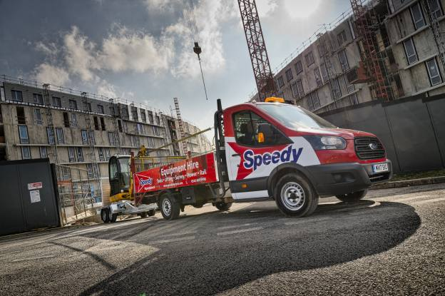 Speedy's SME focus paying off