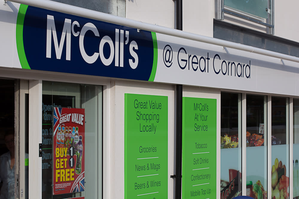 McColl's hurt by supplier collapse