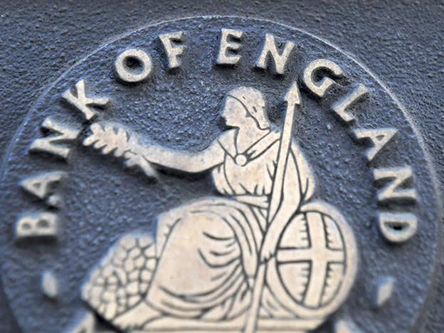 UK rate cut odds peak