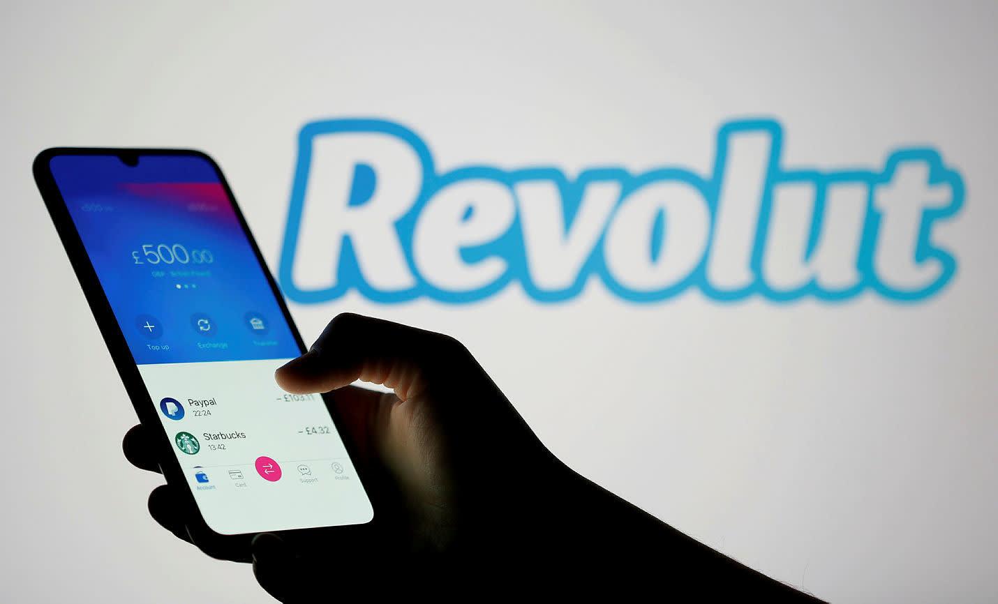 Revolut bags $33bn valuation