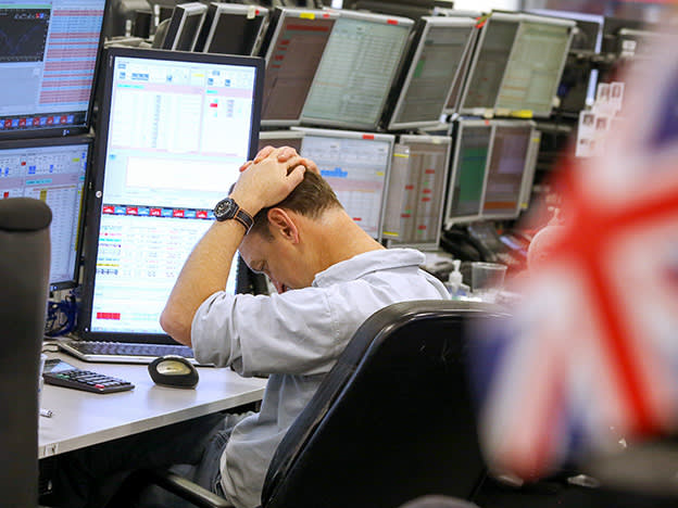 Market Outlook: Pound at 6-week low, Europe stabilises but risk sentiment fragile, Astra, Tullow & more