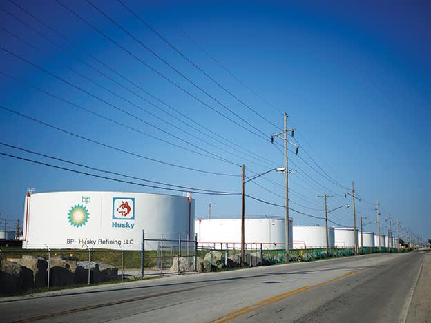 BP gives it both barrels