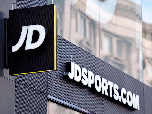JD Sports profits hurt by online shift
