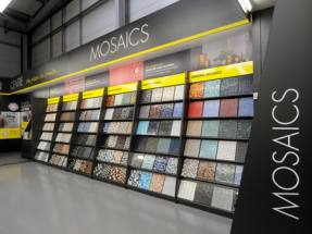 Topps Tiles' challenge is to keep on top of margins