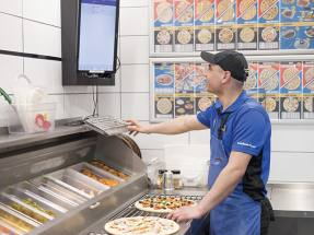 Domino's sales growth slows