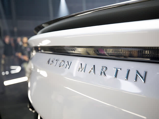 Aston Martin non-exec in £29.5m sale