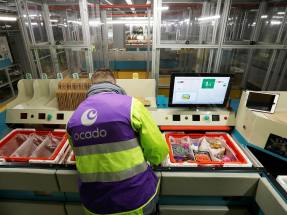 Market Outlook: Ocado rides high on M&S promise, G4S knocks back approach