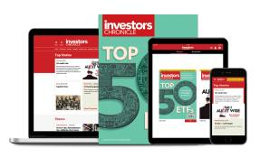 Share the experience with an Investors Chronicle gift subscription