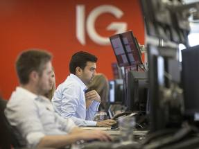 IG Group flags return to normal after volatility surge