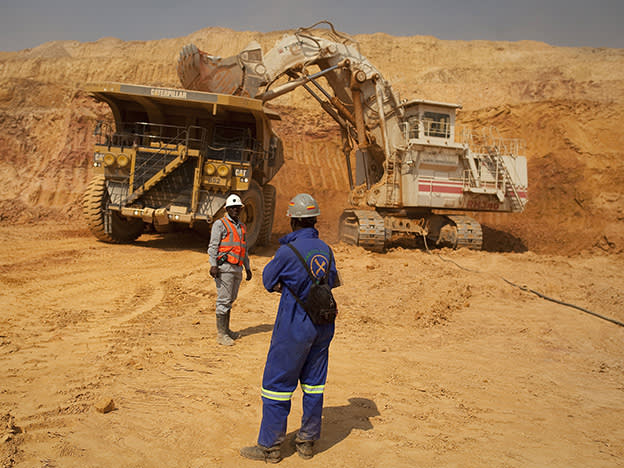 Glencore warns of US trade policy threat