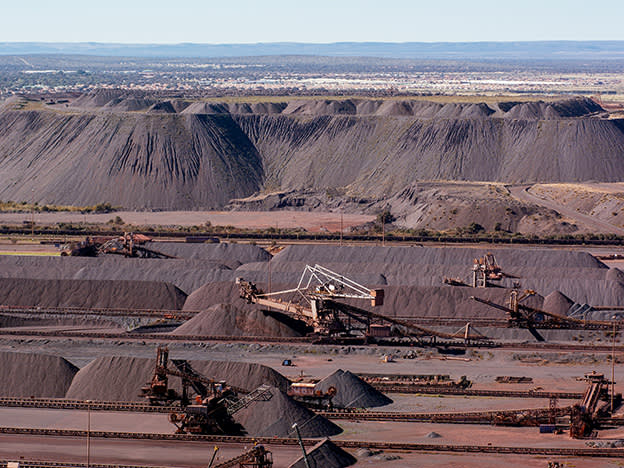 Mine Anglo's buried value