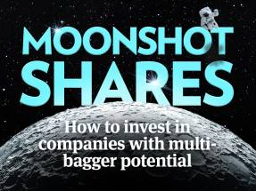 Moonshot shares