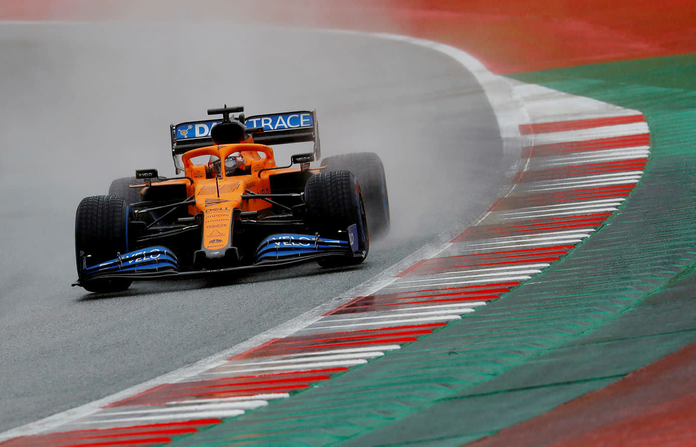 Is gas-guzzling Formula One a better bet for carmakers than going electric?