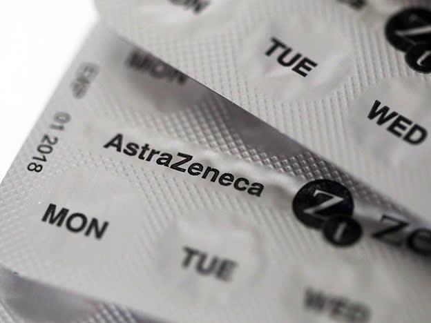 AstraZeneca lifts guidance