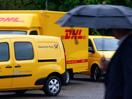 Deutsche Post DHL delivers income with growth