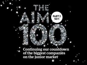 The Aim 100 2019: 40 to 31