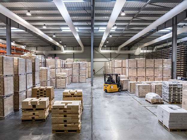 Are logistics Reits overvalued?