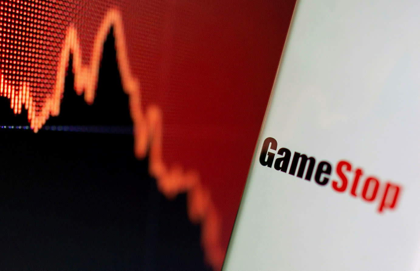 Hunting for justification in the GameStop results
