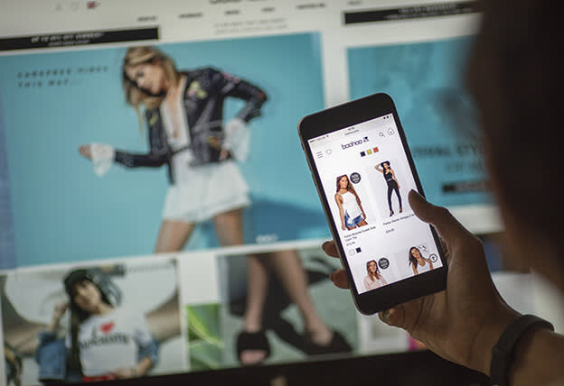 Boohoo's profits surge amid online shopping boom